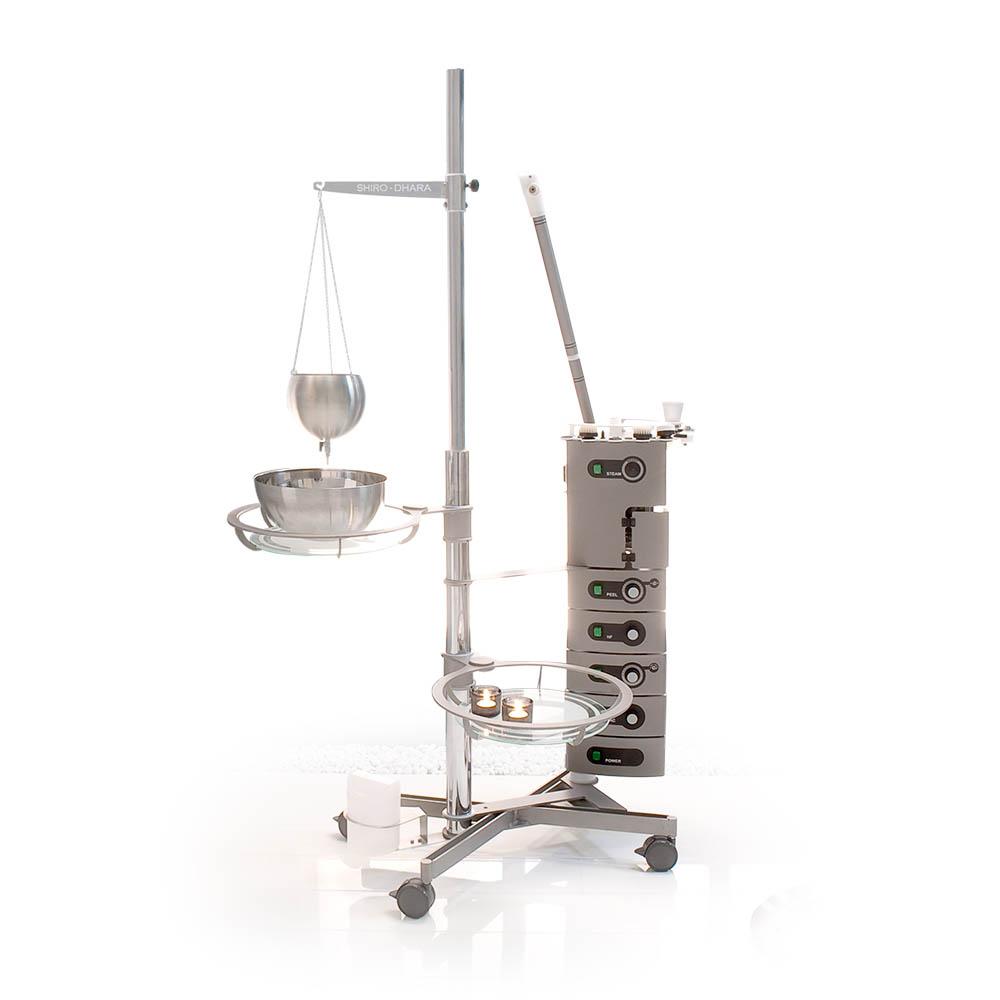 Gharieni treatment unit shiro dhara twin